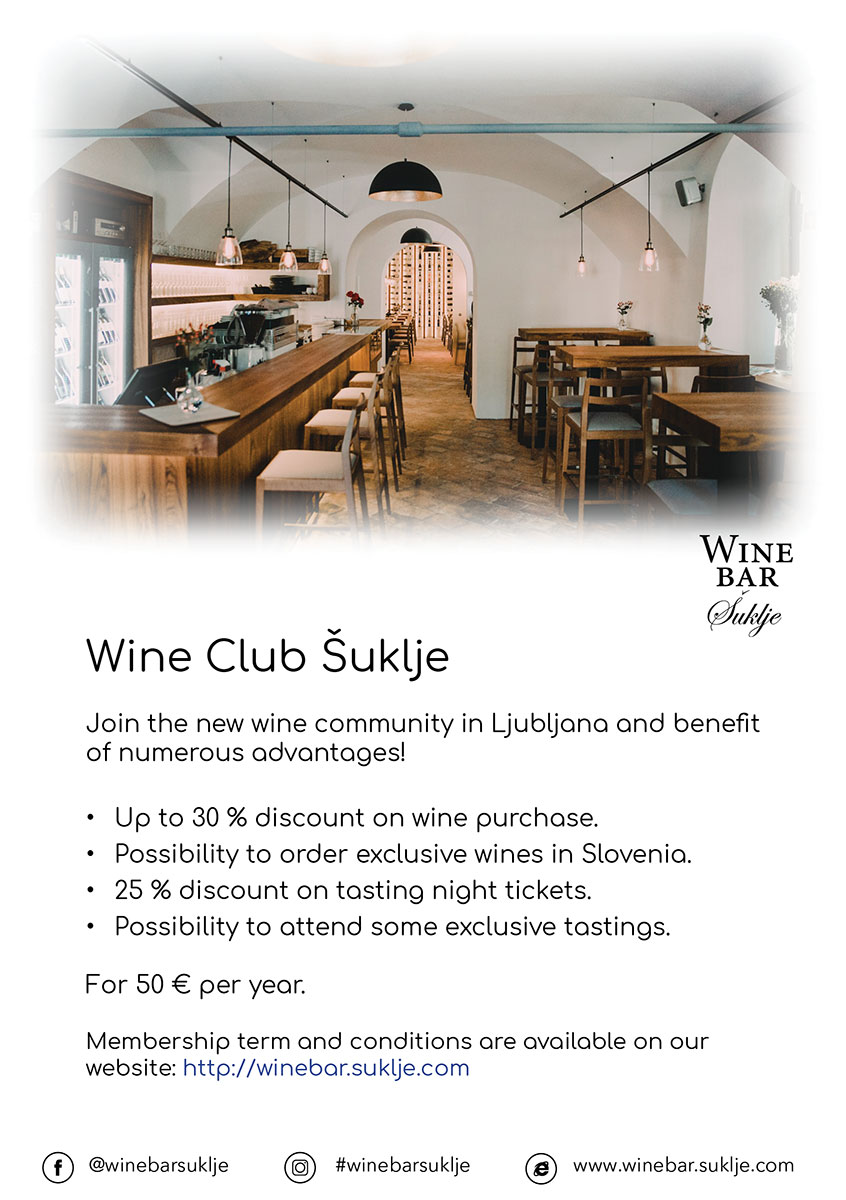 Wine Club Šuklje